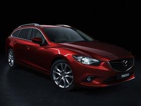 Ver foto 18 de Mazda 6 Wagon 2013