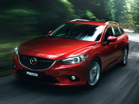 Ver foto 12 de Mazda 6 Wagon 2013