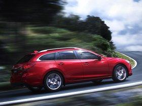 Ver foto 11 de Mazda 6 Wagon 2013