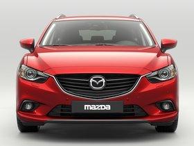 Ver foto 10 de Mazda 6 Wagon 2013