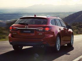Ver foto 9 de Mazda 6 Wagon 2013