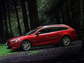 Ver foto 6 de Mazda 6 Wagon 2013