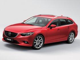Ver foto 2 de Mazda 6 Wagon 2013