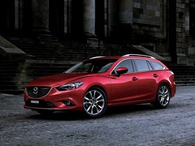 Fotos de Mazda 6 Wagon 2013