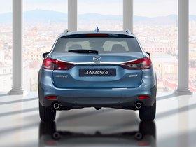 Ver foto 15 de Mazda 6 Wagon 2015