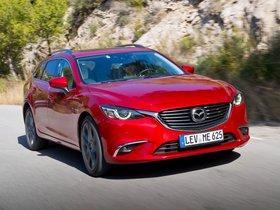 Ver foto 25 de Mazda 6 Wagon 2015