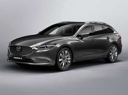 Mazda Mazda6 Wagon 2.0 Skyactiv-g Evolution