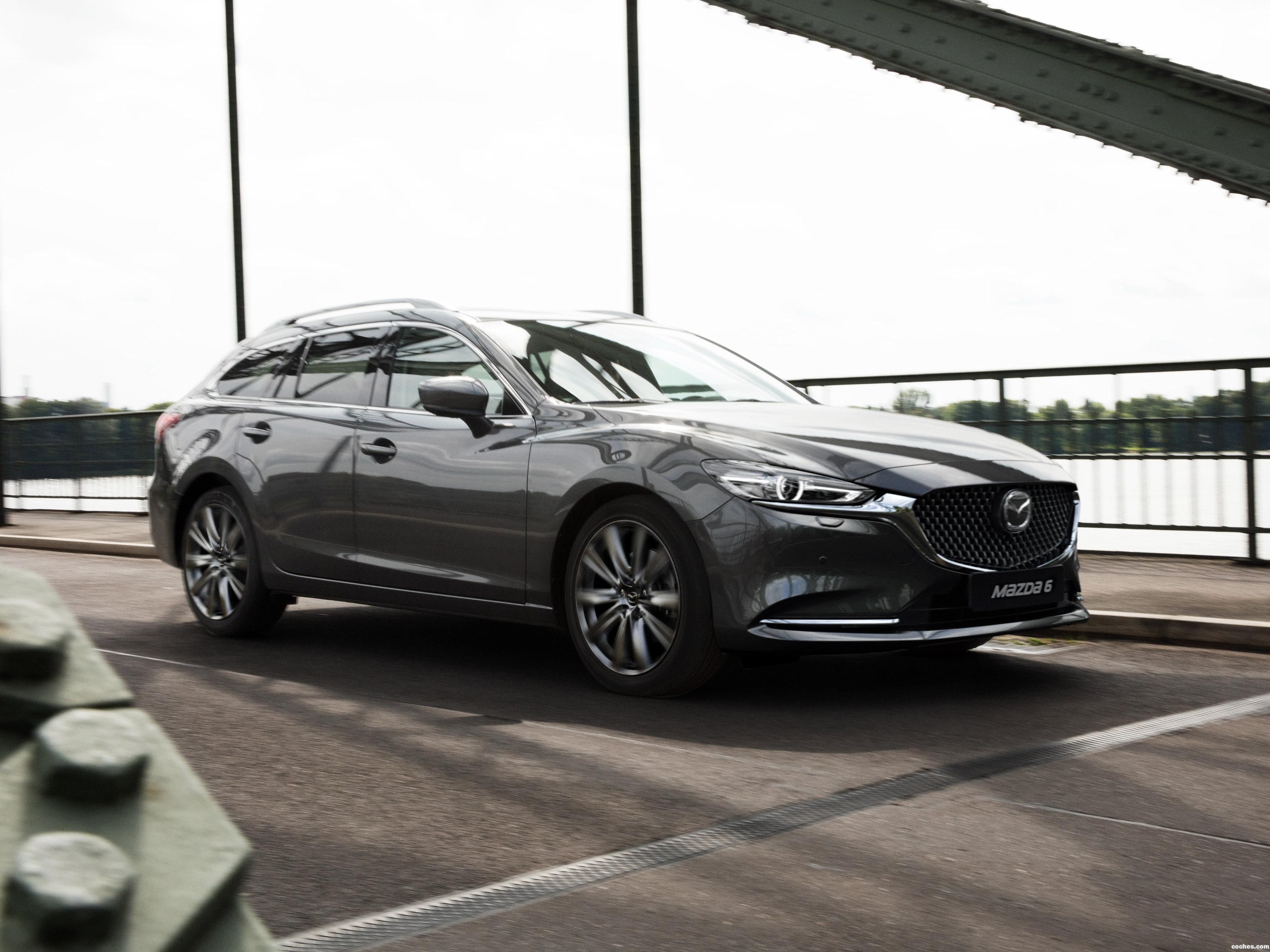 Foto 0 de Mazda 6 Wagon 2018