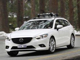Ver foto 8 de Mazda 6 Wagon Australia 2013