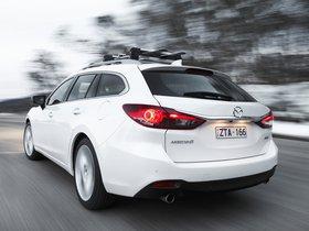 Ver foto 7 de Mazda 6 Wagon Australia 2013