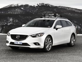 Ver foto 6 de Mazda 6 Wagon Australia 2013