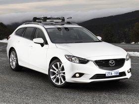 Ver foto 5 de Mazda 6 Wagon Australia 2013
