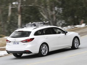 Ver foto 4 de Mazda 6 Wagon Australia 2013