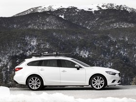Ver foto 3 de Mazda 6 Wagon Australia 2013