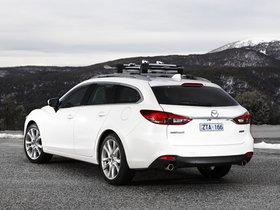 Ver foto 2 de Mazda 6 Wagon Australia 2013