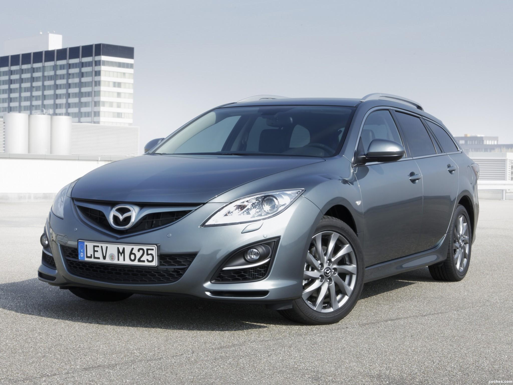 Foto 0 de Mazda 6 Wagon Edition 40 2012
