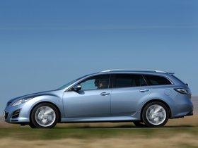 Ver foto 3 de Mazda 6 Wagon 2010