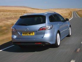 Ver foto 2 de Mazda 6 Wagon 2010