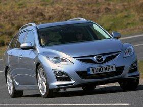 Ver foto 1 de Mazda 6 Wagon 2010