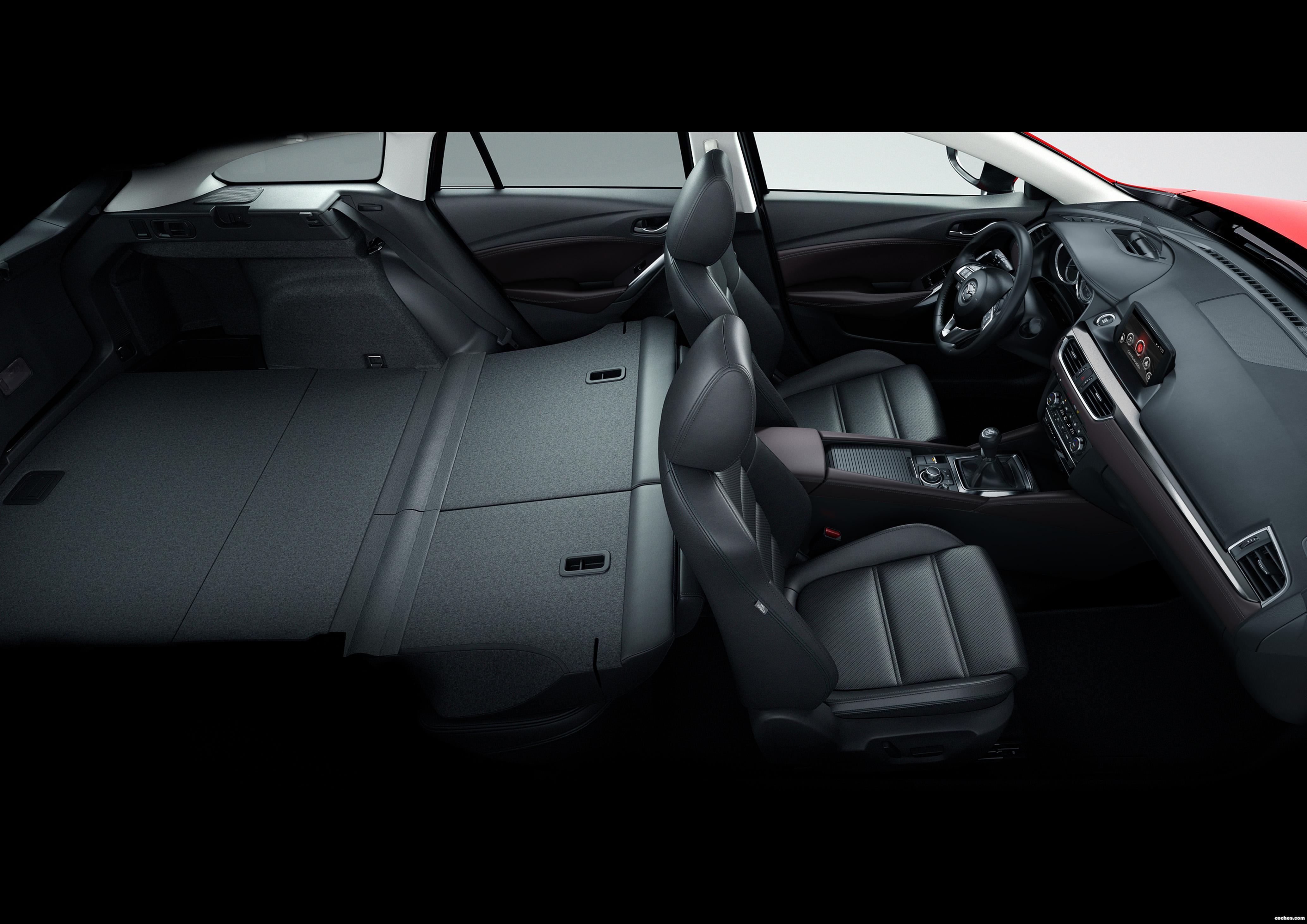Foto 9 de Mazda 6 Wagon 2015