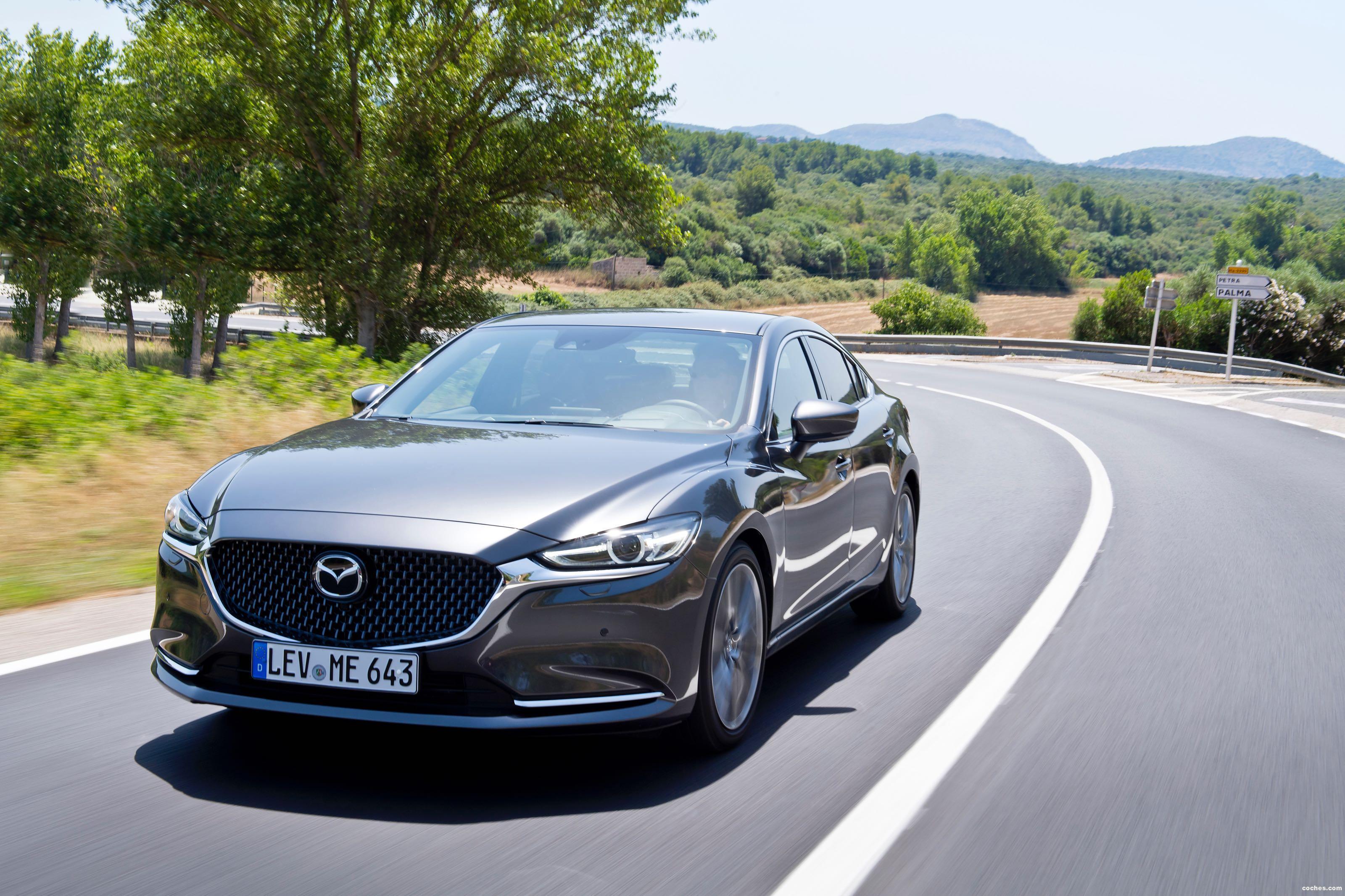 Foto 41 de Mazda 6 2018