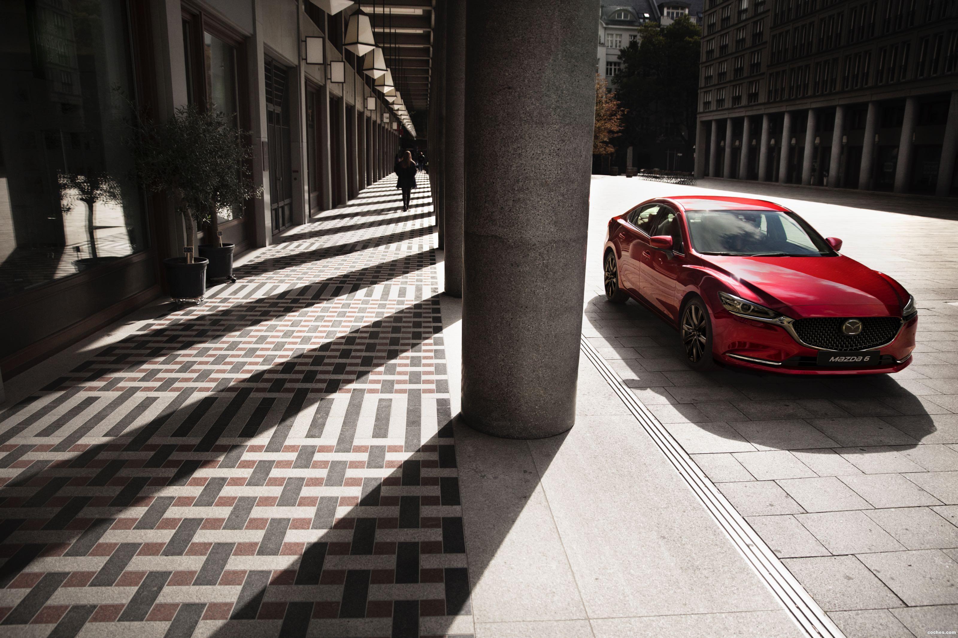 Foto 30 de Mazda 6 2018