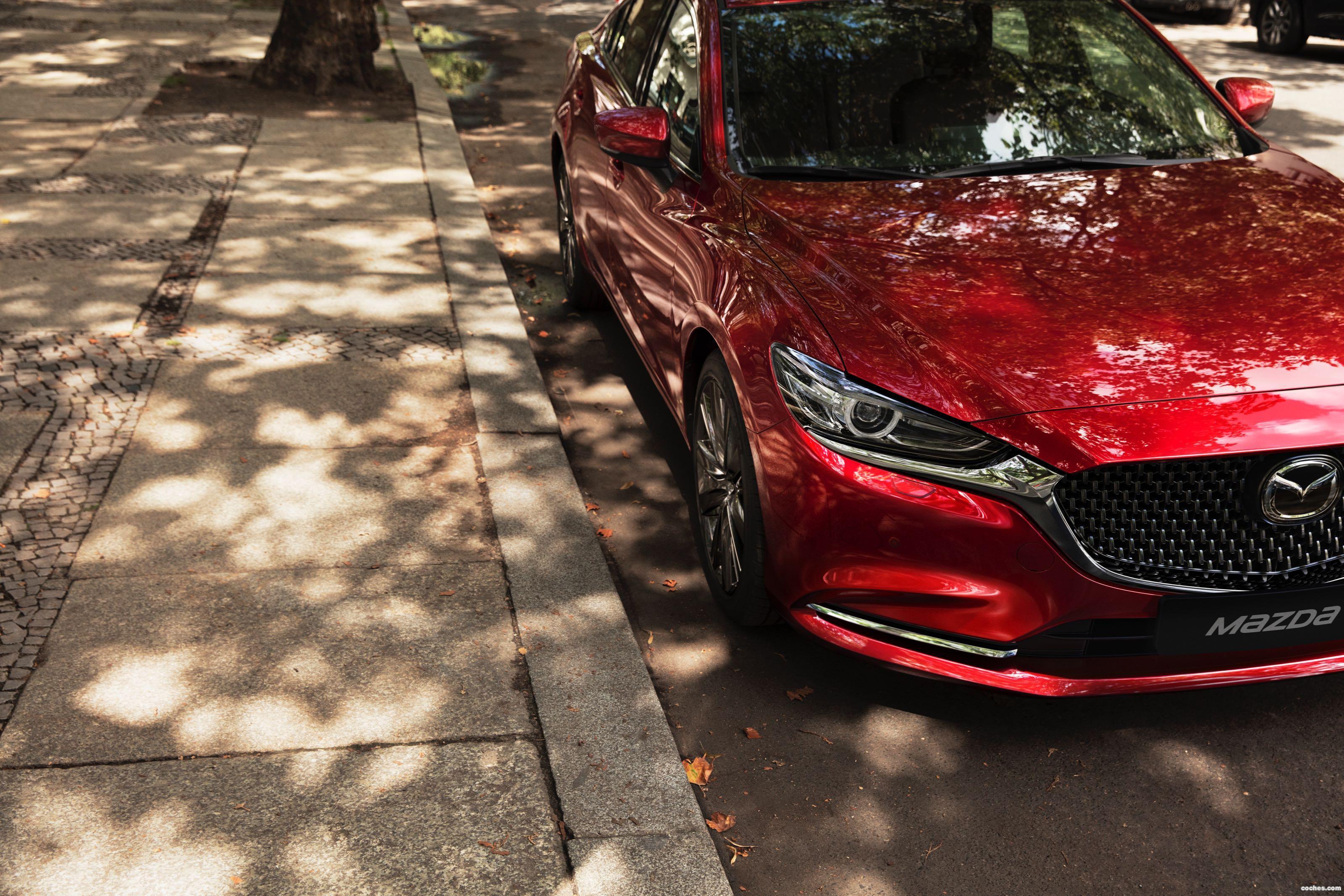Foto 0 de Mazda 6 2018