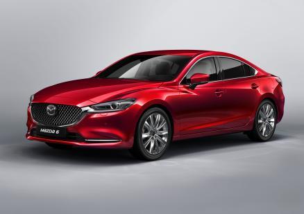 Mazda Mazda6 2.0 Skyactiv-g Evolution Tech