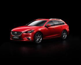Ver foto 7 de Mazda 6 Wagon 2015