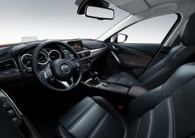 Ver foto 12 de Mazda 6 Wagon 2015