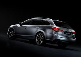 Ver foto 11 de Mazda 6 Wagon 2015