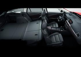 Ver foto 10 de Mazda 6 Wagon 2015