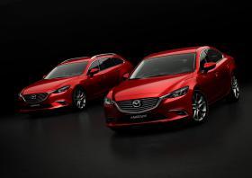 Ver foto 2 de Mazda 6 Wagon 2015