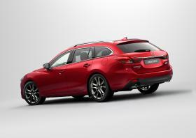 Ver foto 9 de Mazda 6 Wagon 2015