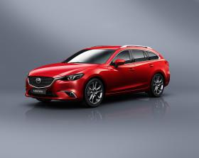 Ver foto 1 de Mazda 6 Wagon 2015