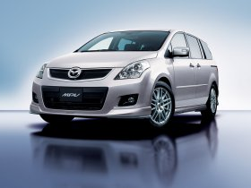 Ver foto 7 de Mazda 8 MPV 2007