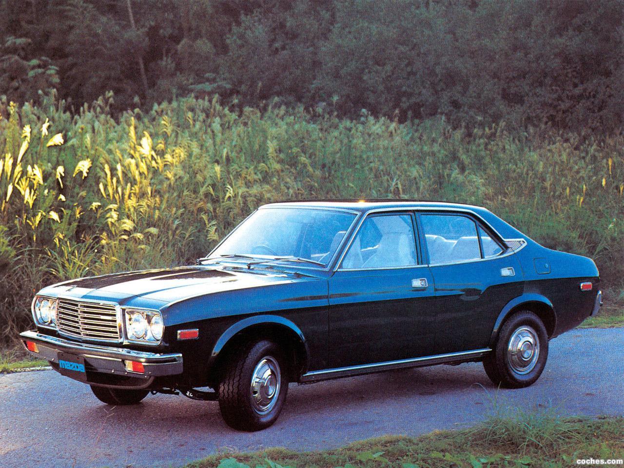 Foto 0 de Mazda 929 1972