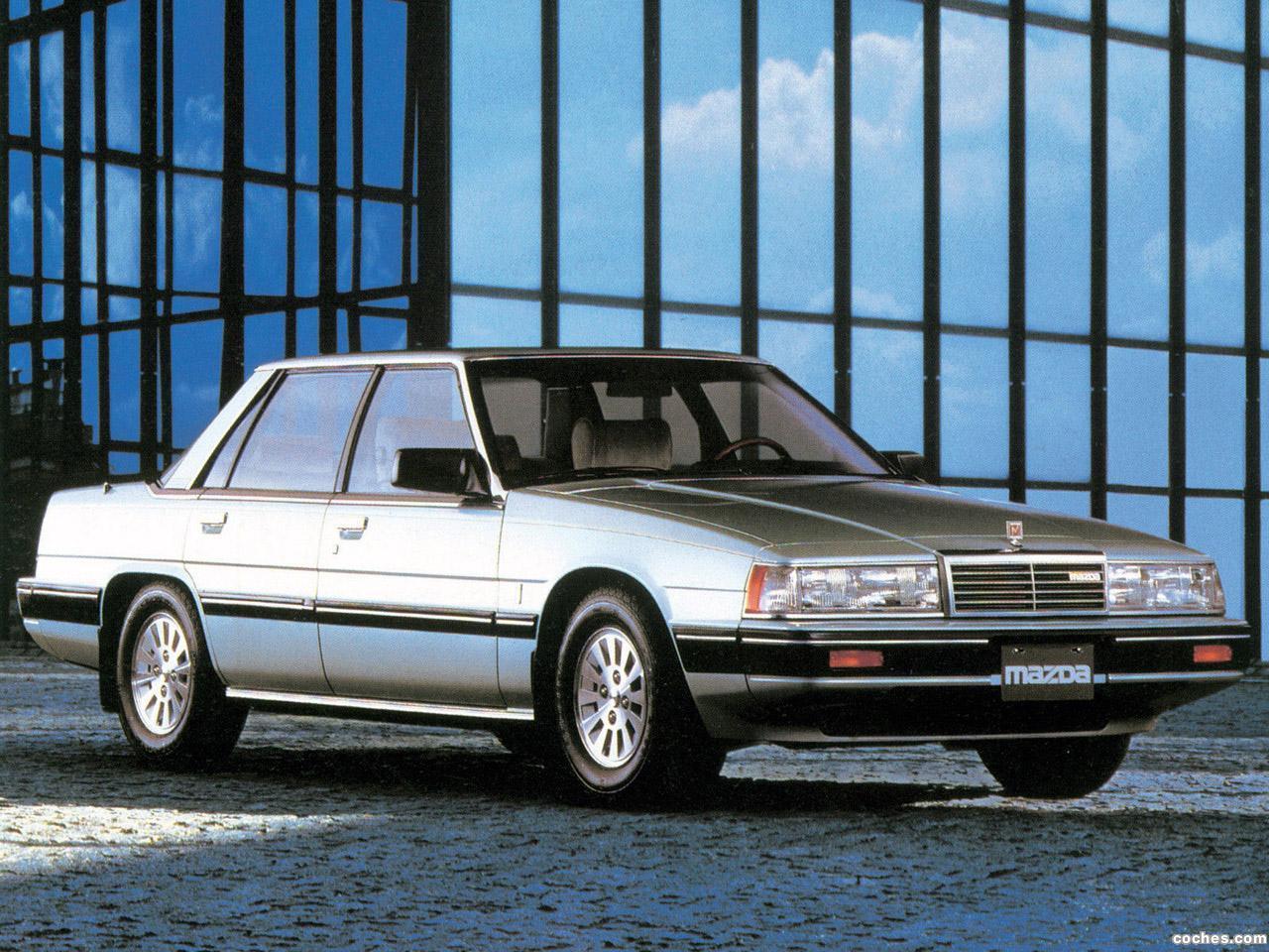Foto 0 de Mazda 929 1981