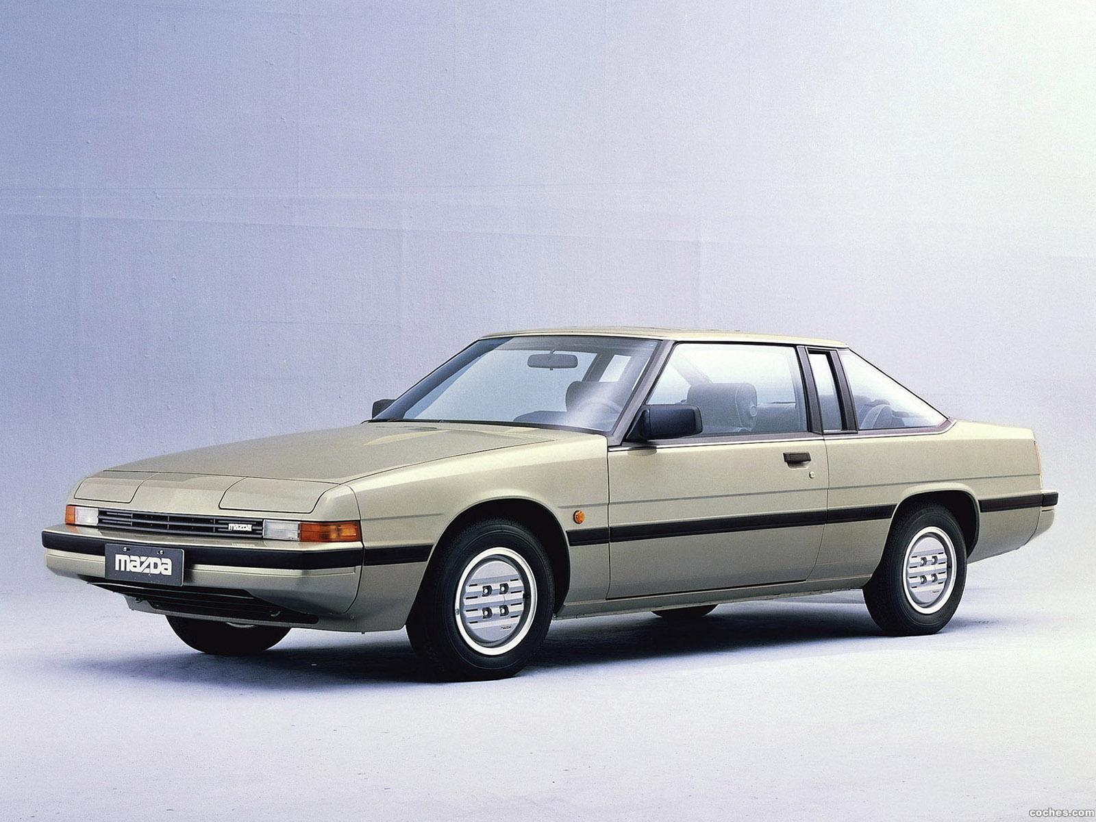 Foto 0 de Mazda 929 Coupe 1981