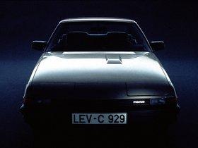 Ver foto 3 de Mazda 929 Coupe 1981