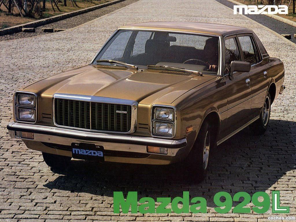 Foto 3 de Mazda 929 L 1978