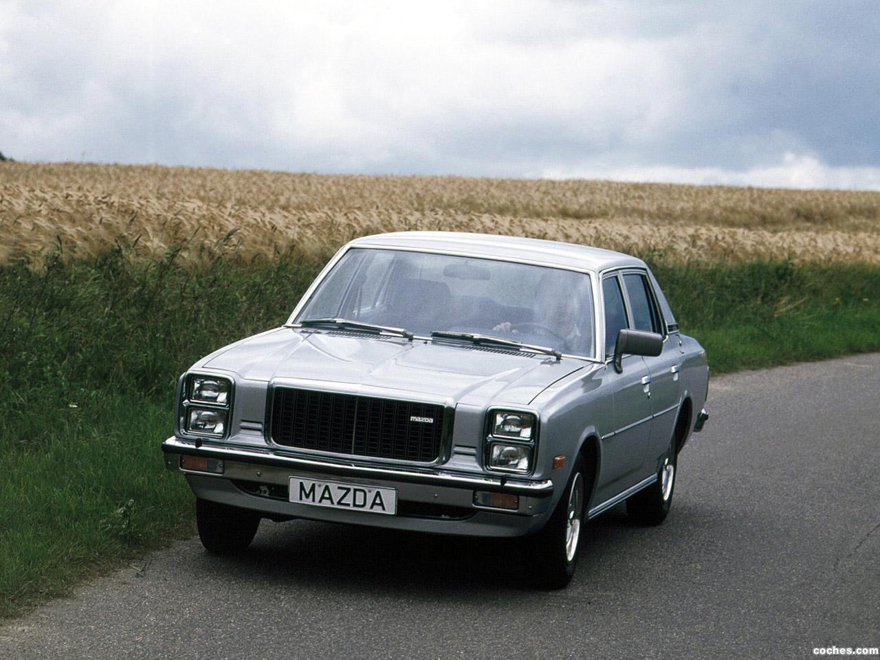 Foto 0 de Mazda 929 L 1978