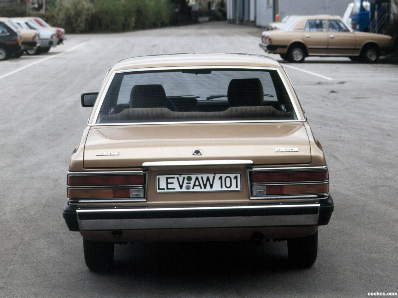 Foto 3 de Mazda 929 L 1980