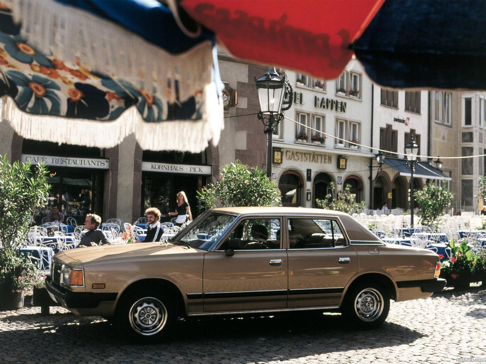 Foto 2 de Mazda 929 L 1980