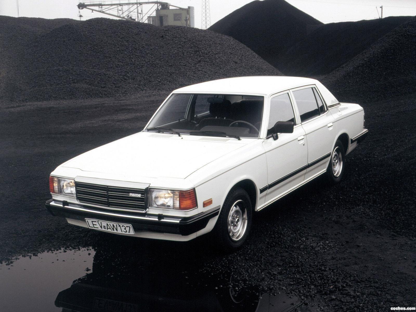 Foto 1 de Mazda 929 L 1980