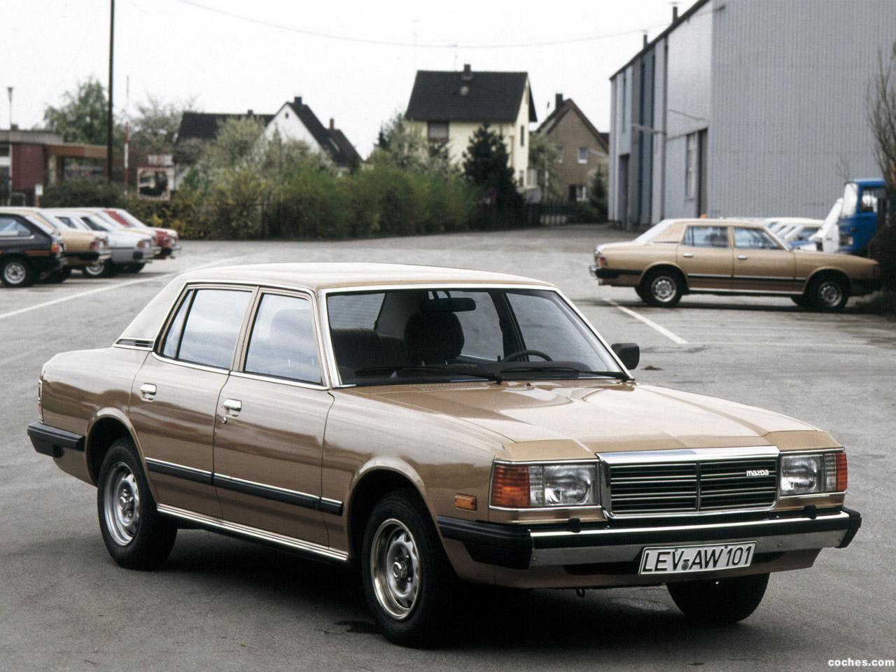 Foto 0 de Mazda 929 L 1980