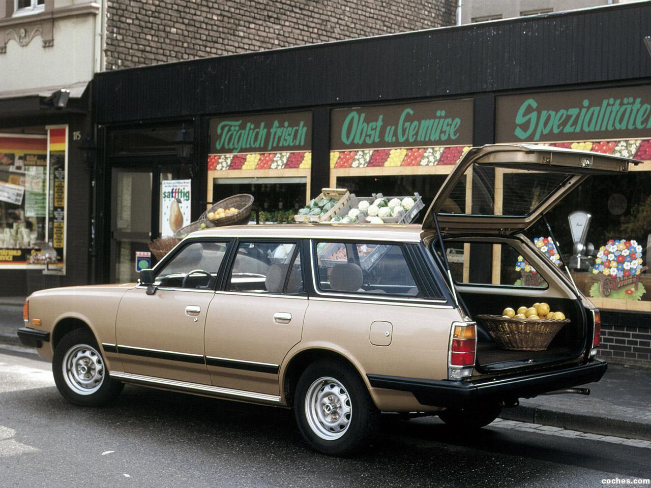 Foto 1 de Mazda 929 Station Wagon 1980