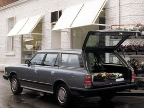 Ver foto 3 de Mazda 929 Station Wagon 1980
