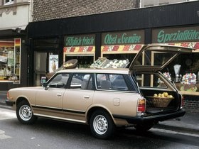 Ver foto 2 de Mazda 929 Station Wagon 1980