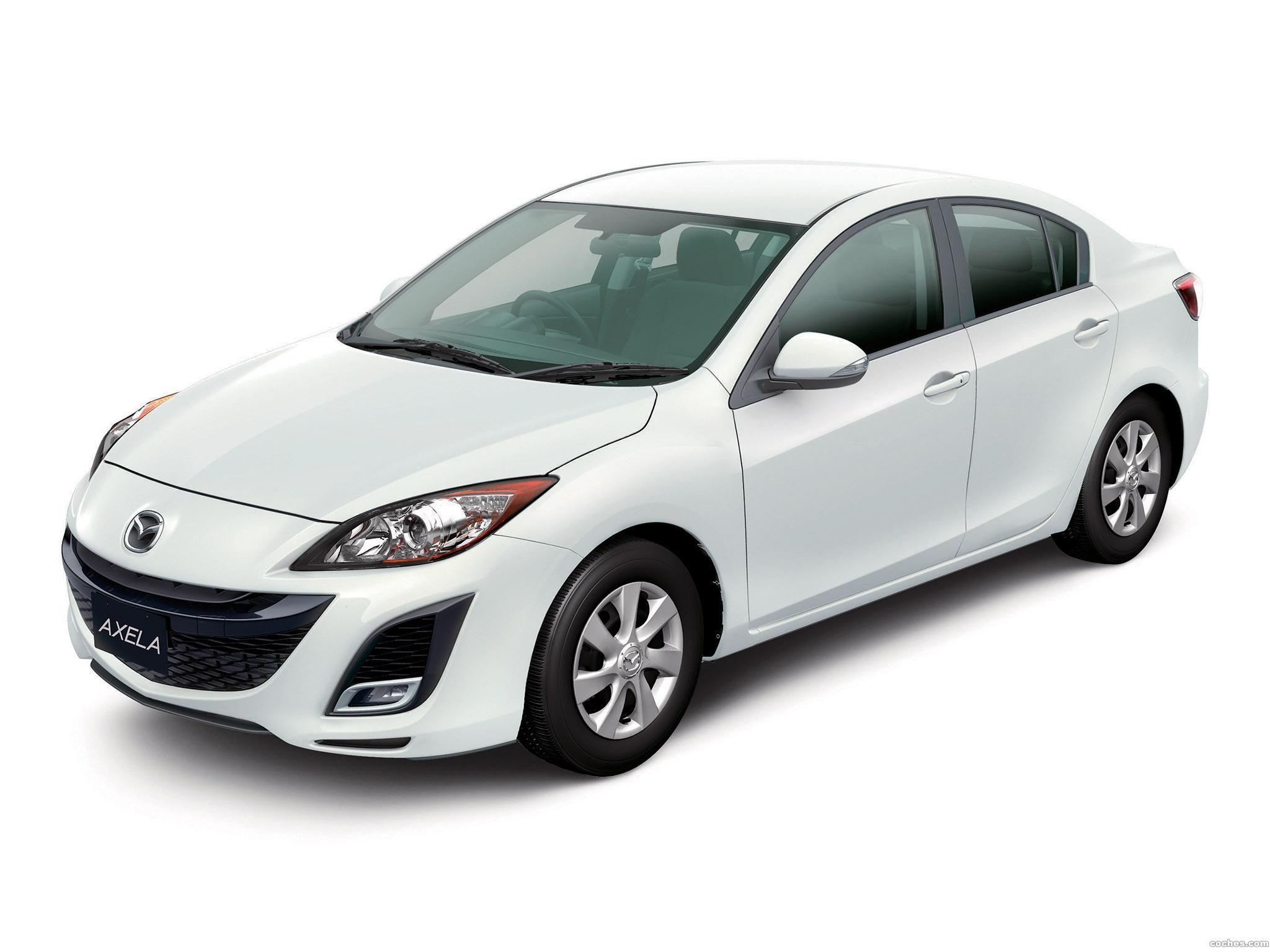Foto 0 de Mazda Axela Sedan 2009